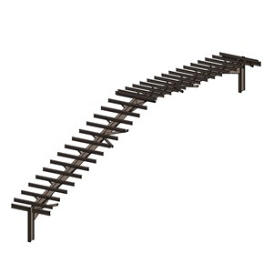 LOD 5 Model representation of Heavy steel roof framing systems.