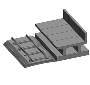 LOD 5 Model representation of Modular platform systems.